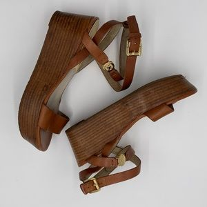 Michael - Michael Kors brown sandal